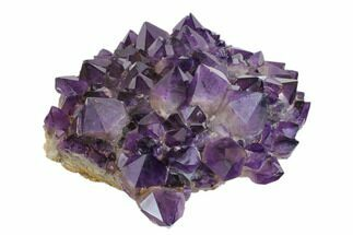 "14.5"" Deep Purple Amethyst Crystal Cluster - Congo For Sale, #148706"