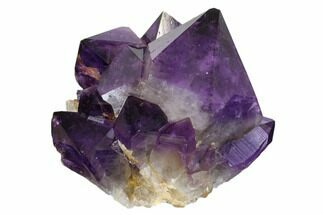Quartz var. Amethyst - Fossils For Sale - #148644