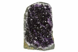 "Buy 5.1"" Amethyst Cut Base Geode Section - Uruguay - #151360"