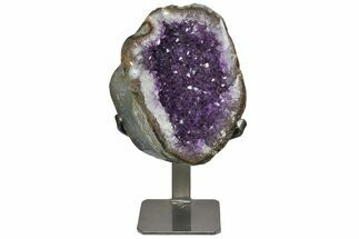 Quartz var. Amethyst - Fossils For Sale - #152250