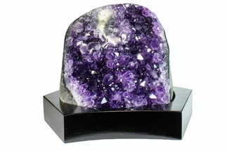 Quartz var. Amethyst - Fossils For Sale - #152409