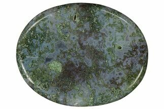 "Buy Moss Agate Worry Stones - 1.5"" Size - #155275"