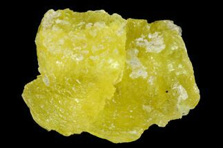 "Buy 1.4"" Lemon-Yellow Brucite - Balochistan, Pakistan - #155269"