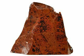 "5.5"" Free-Standing, Polished Mahogany Obsidian - Mexico For Sale, #155780"
