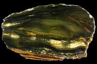 Tiger's Eye - Fossils For Sale - #158175