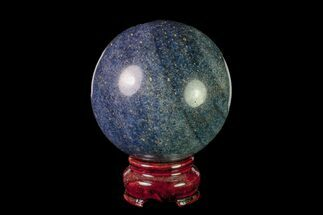 "Buy 2.8"" Polished Dumortierite Sphere - Madagascar - #157690"