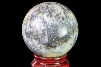 "Buy 2.25"" Polished Dendritic Agate Sphere - Madagascar - #157660"