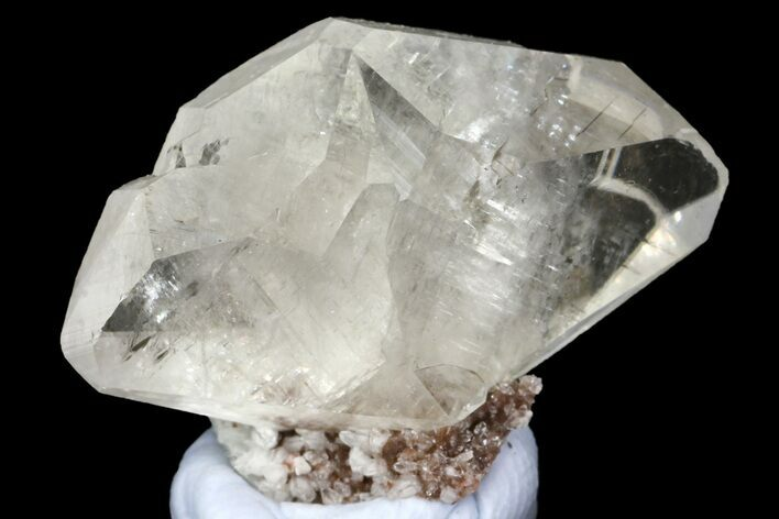 "1.03"" Twinned Calcite Crystal - China"