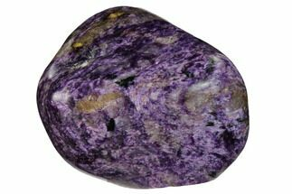 "Buy 2.5"" Free-Standing, Polished Purple Charoite - Siberia, Russia - #163957"