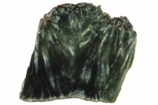 "1.5"" Polished Seraphinite Slab - Siberia For Sale, #174800"