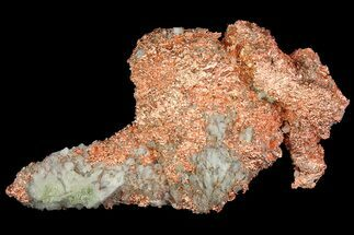 "3"" Natural, Native Copper Formation - Michigan For Sale, #177212"