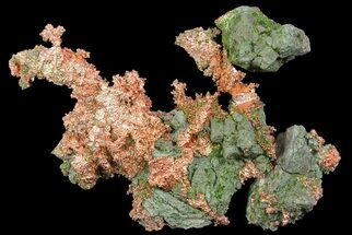 "Buy 5"" Natural, Native Copper Formation - Michigan - #177238"